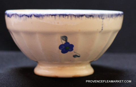 French vintage Mari Lou Digoin bowl cafe au lait-1