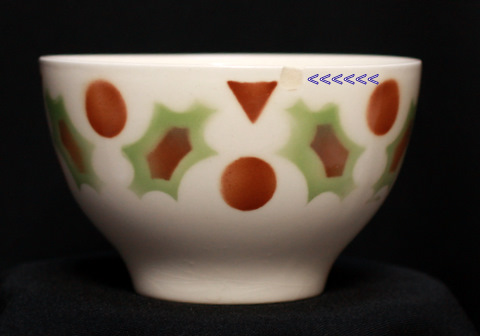 Special pattern bowl cafe au lait-0