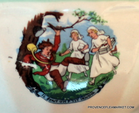 French popular sing bowl cafe au lait 3-5