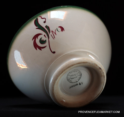 French vintage advertising bowl cafe au lait-4