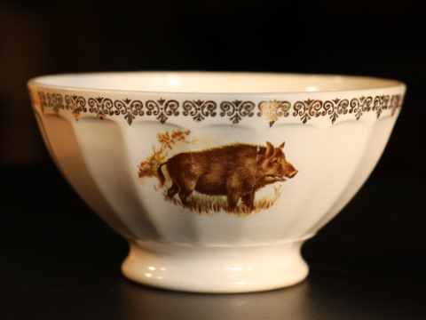 animal pattern bowl cafe au lait-0